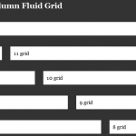 Grid System Design - web layout